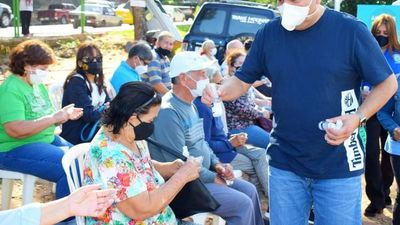 Villa Elisa  premió con reelección a intendente destacado en pandemia