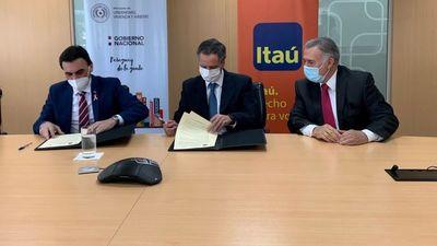 Banco firma acuerdo con el MUVH para la primera vivienda