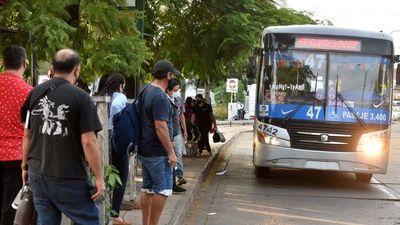 Viceministerio de Transporte afirma que no habrá aumento del pasaje