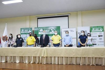 El Rally Trans-Itapúa, oficialmente en marcha