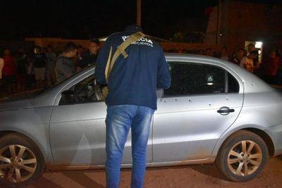 Matan a policía tras nuevo atentado en Pedro Juan Caballero