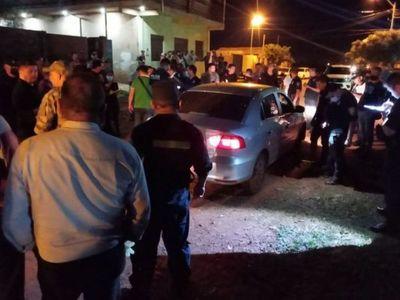 Asesinan a otro policía en el Departamento del Amambay