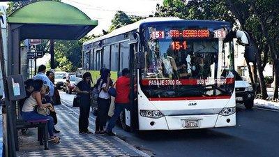 No aumentará el pasaje, afirma Viceministerio de Transporte