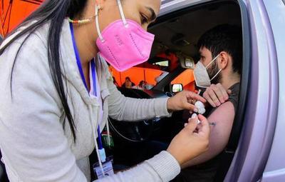 Primeras dosis anticovid: último día de la semana para vacunarse