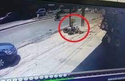 Imputan a Policía que habría causado accidente fatal frente a la Comisaría 15