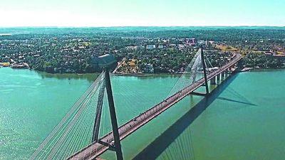 Mañana o el viernes se reabrirá  el puente entre Encarnación y Posadas