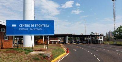 Reapertura de frontera entre Encarnación y Posadas se daría mañana jueves 14, anunció Migraciones