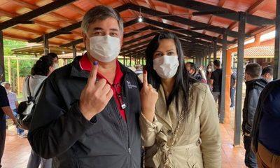 """""""Tiki"""" afirma que seguirá trabajando por Franco y advierte que la ANR debe renovarse en Alto Paraná – Diario TNPRESS"""