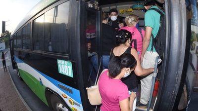 Cetrapam asegura que el subsidio permite mantener costo del pasaje