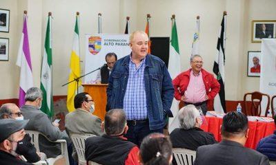 """Gobernador analiza derrotas de ANR y admite que la gente de Alto Paraná """"está podrida"""" de los asuncenos – Diario TNPRESS"""
