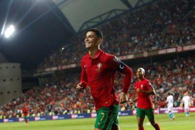 Cristiano Ronaldo guía a Portugal hacia el Mundial de Qatar