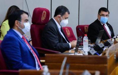 Hacienda presentó al Congreso «Adenda por G. 128.000 millones para el PGN 2022»