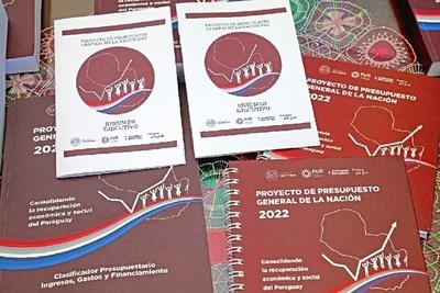Hacienda presenta adenda al proyecto de Ley de Presupuesto 2022