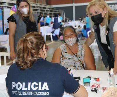 Ciudad Mujer Móvil brindó más de 690 servicios en Encarnación