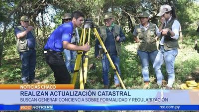 Realizan Actualización Castral