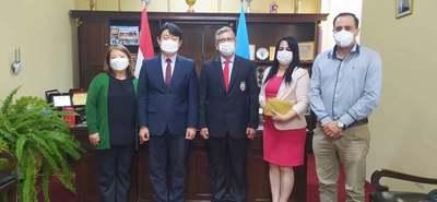 Guairá: Organización Internacional brindará atención médica con apoyo de la gobernación