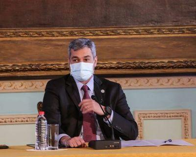 "Abdo a Giuzzio sobre ola de violencia:""Necesitamos resultados"""