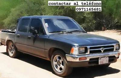 Técnico denuncia hurto de su camioneta en Asunción •