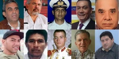 Conoce a los 10 presos políticos que han muerto bajo custodia del régimen de Nicolás Maduro