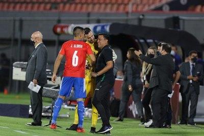 Farías respeta mucho a Paraguay y habló de sus 'mimados' en la Albirroja