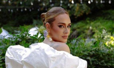 """Adele reveló la portada y fecha de lanzamiento de su nuevo álbum """"30"""""""