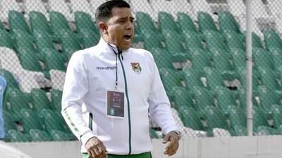 Farías quiere que Bolivia haga sentir su fútbol