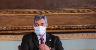 La Nación / Abdo exige resultados a Giuzzio ante la ola de inseguridad en el país