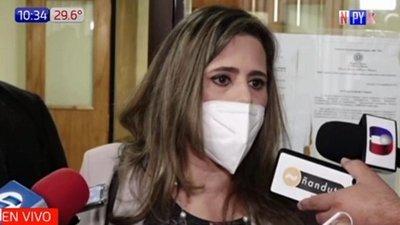 Diputada denuncia financiamiento político con dinero sucio en comicios municipales