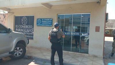 Fiscalía realiza más operativos para desmantelar red de Miguel Servín