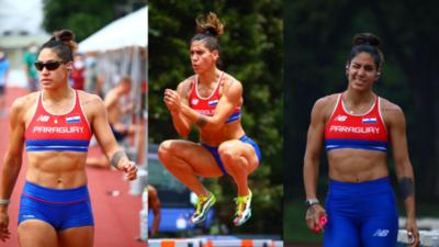 """""""No hay límites para los atletas del Paraguay"""""""