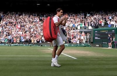 Federer saldrá del top 10 en la próxima actualización del ranking ATP