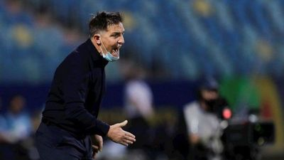 """Berizzo: """"el problema es confiar en Paraguay, ¡ostia!"""""""
