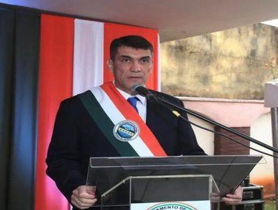 """Gobernador de Amambay: """"militares y policías son cómplices del crimen organizado"""" · Radio Monumental 1080 AM"""