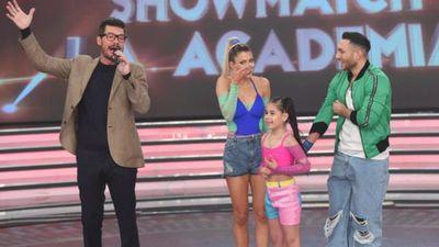 Sofía, la paraguayita bailarina que cautivó a los argentinos