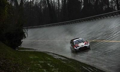 El Rally de Monza modifica su itinerario