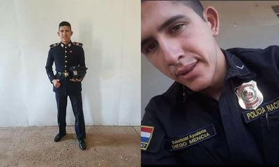 Policía fallece en accidente de tránsito en Coronel Oviedo