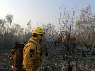"""Campaña """"Me prendo a prevenir"""" para concientizar a la población en la prevención de incendios forestales"""