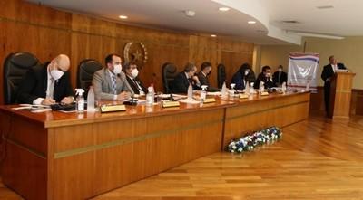 Continuan audiencias de postulantes al cargo de ministro de Corte
