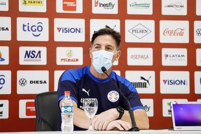 """""""Quiero que Paraguay vaya a Qatar"""""""