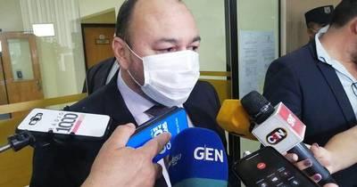 La Nación / Titular de Aduanas ironizó con comprar a diputados para evitar su interpelación