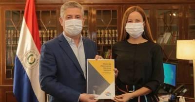 La Nación / Misión Nacional de Observación Electoral Alma Cívica presentó su informe al TSJE