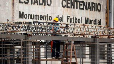 Estadio Centenario estará listo en torno al 10 de noviembre