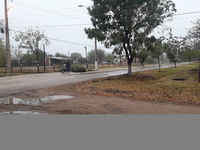 Volvieron a llevar agua en cisternas a comunidades de Fuerte Olimpo