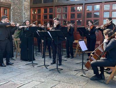 Orquesta Juvenil del SODRE, de Uruguay, dará concierto en Asunción