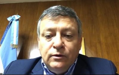 Según embajador, reapertura de frontera con Argentina se daría este fin de semana