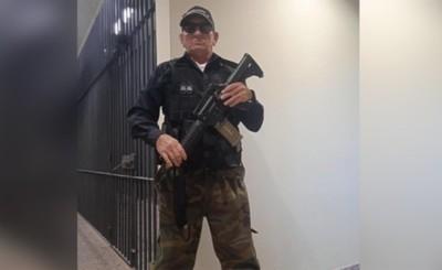 Guardiacárcel que había sido arrollado murió tras tres días de agonía