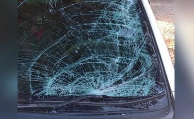 Piden juzgamiento de conductor que mató intencionalmente a un joven