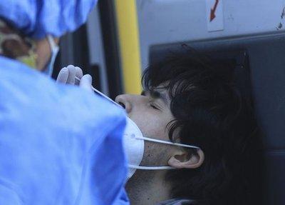Salud reporta 33 contagiados y ningún muerto por el maldito virus