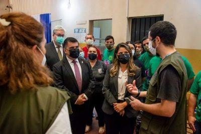 Implementarán proyecto piloto en penitenciarías para detectar tuberculosis en 15 minutos