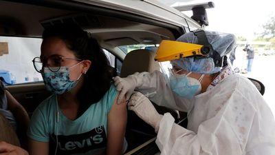Salud anuncia cambios de vacunatorios para segundas dosis